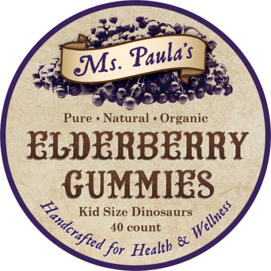 Kids Dino Shaped Gummies
