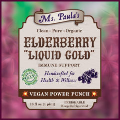 Vegan Power Punch