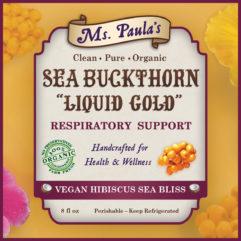 Vegan Hibiscus Sea Bliss