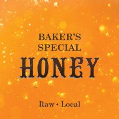 Baker's Special Honey