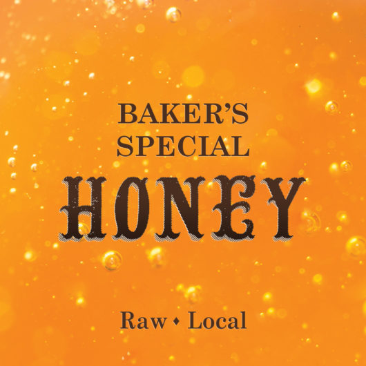Baker's Special Honey