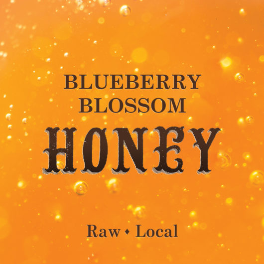 Blueberry Blossom Honey